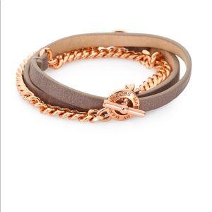 Gorgeous Marc by Marc Jacobs Triple Wrap Bracelet